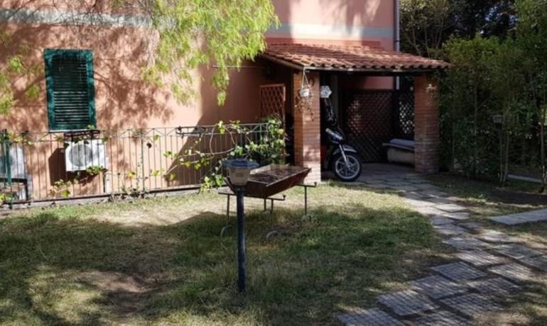 APPARTAMENTO IN VILLA 3 ½ vani con giardino